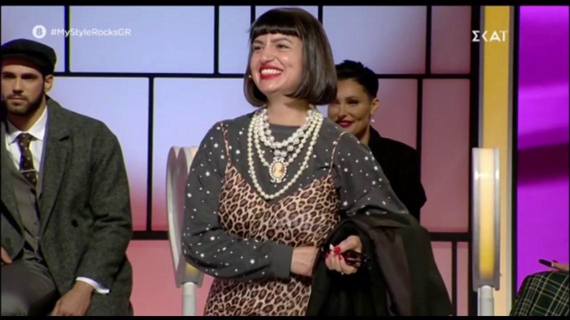 Επικό στιγμιότυπο στο My Style Rocks – Οι κριτές έκλαψαν από τα γέλια με την εμφάνιση της Τζένης