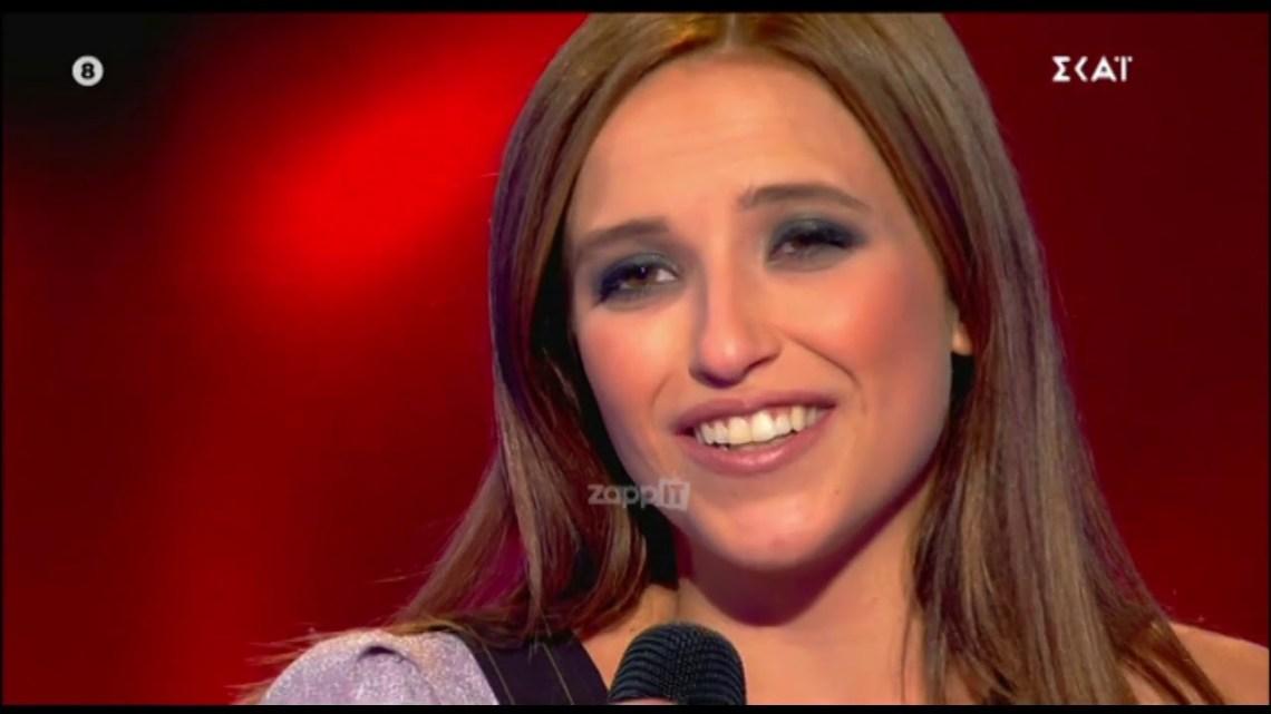 "The Voice: Επέλεξε Μουζουράκη κι ο Ρουβάς με ένα τραγούδι του την ""έκλεψε"""