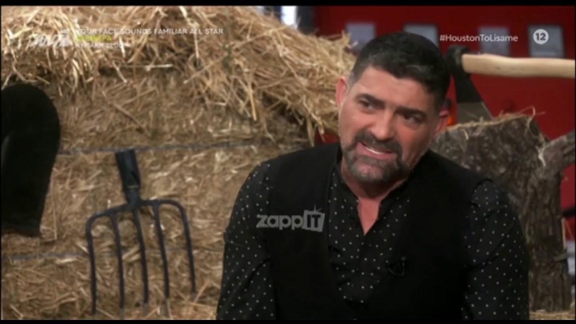 Ο Μιχάλης Ιατρόπουλος για περιστατικά που είχε ζήσει με τον Βλάσση Μπονάτσο