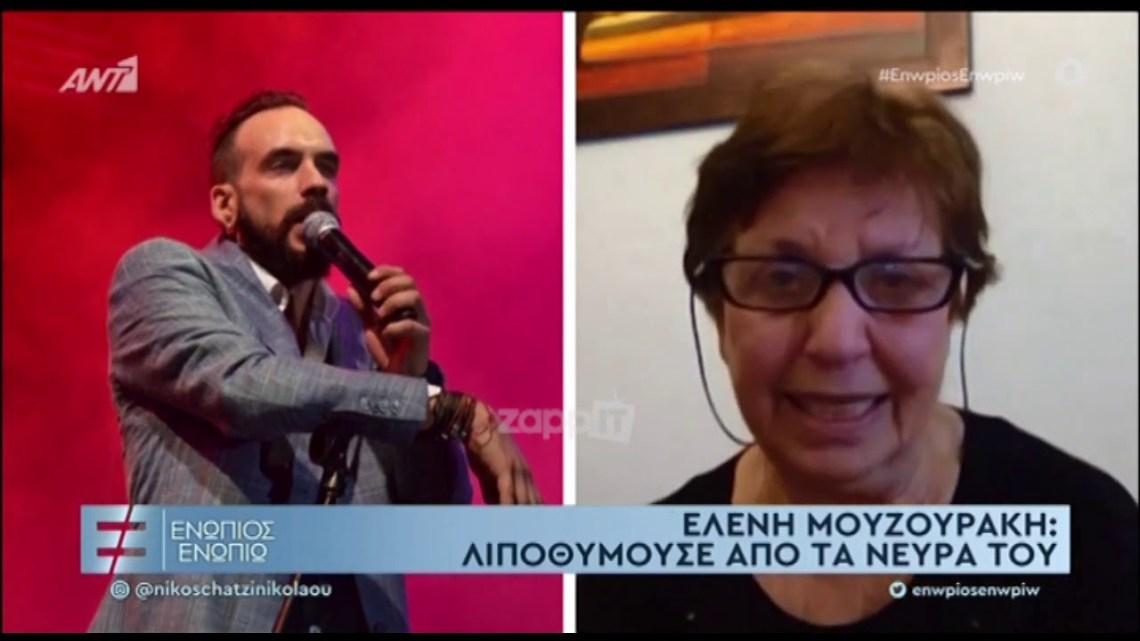 """Πάνος Μουζουράκης – """"Του έριξα χαστούκι γιατί έκανε ότι λιποθύμησε"""" ανέφερε η μητέρα του"""