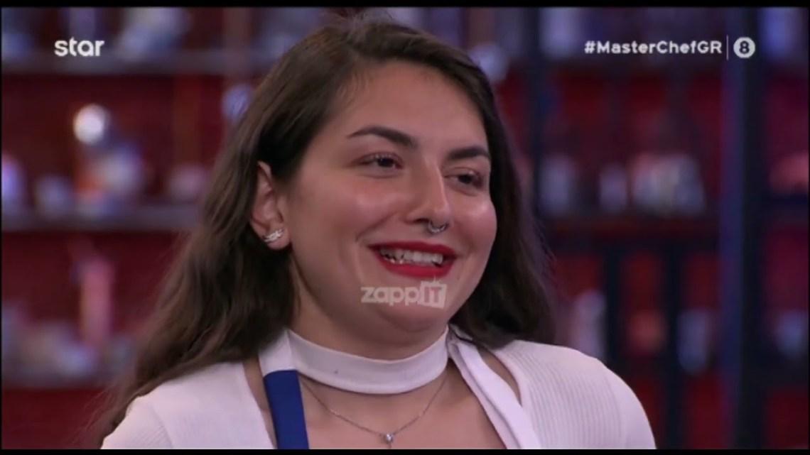 MasterChef: Η Μαρίνα Ντεμολλάι επέστρεψε και πήρε την λευκή ποδιά