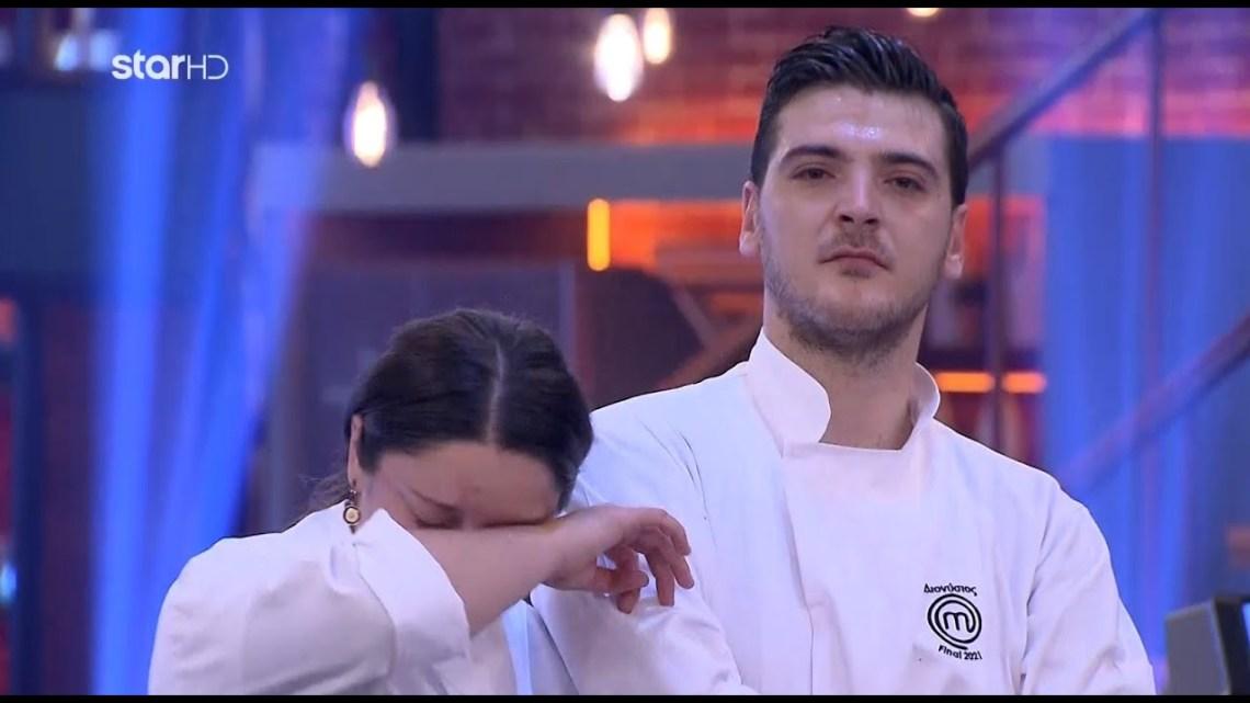 MasterChef 5 – Μαργαρίτα   Ξέσπασε σε κλάματα μετά το τέλος της δοκιμασίας