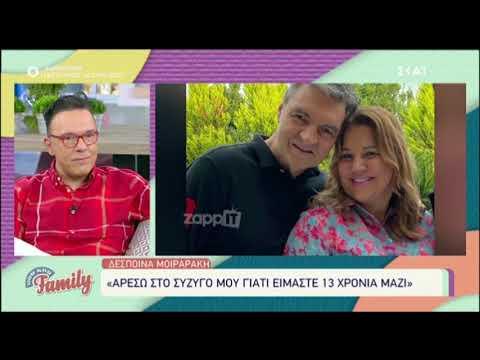 """Δέσποινα Μοιραράκη: """"Δεν μπορώ να κάνω μπότοξ γιατί έχω αλλεργία"""""""