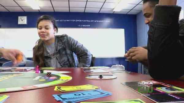 Board Game Helping Students Prepare For Real - One News ...