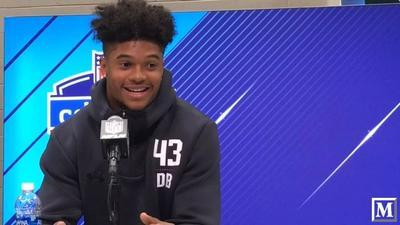 Penn State's Marcus Allen on fan reaction to - One News ...