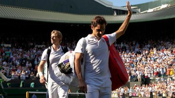Wimbledon: Is Roger Federer's Quarterfinal Loss - One News ...