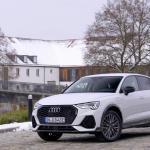 Audi Q3 Tfsi E Design In Glacier White One News Page Video