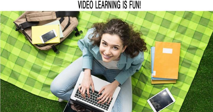 elearning, online education, videos lessons