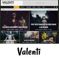 Valenti Theme