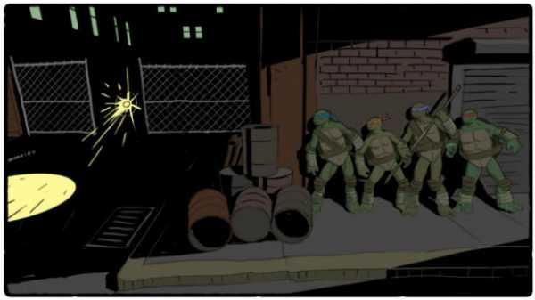 Игры черепашки ниндзя выход из тени – TMNT: Out Of The Shadows