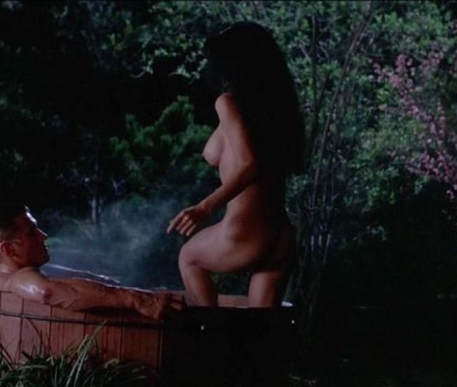 Tia Carrere Nude Showdown In Little Tokyo 1991