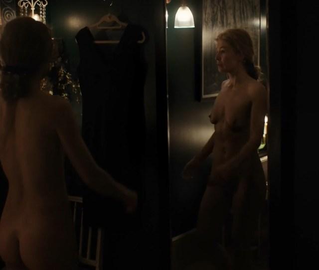 Nude Video Celebs Rosamund Pike Nude A Private War