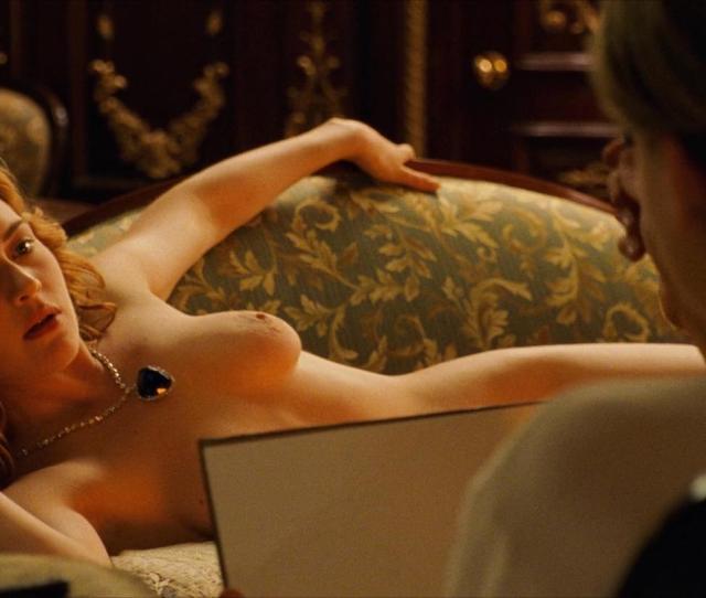 Nude Video Celebs Kate Winslet Nude Titanic