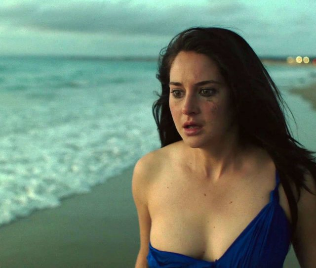Shailene Woodley Nude Big Little Lies S01e03 2017
