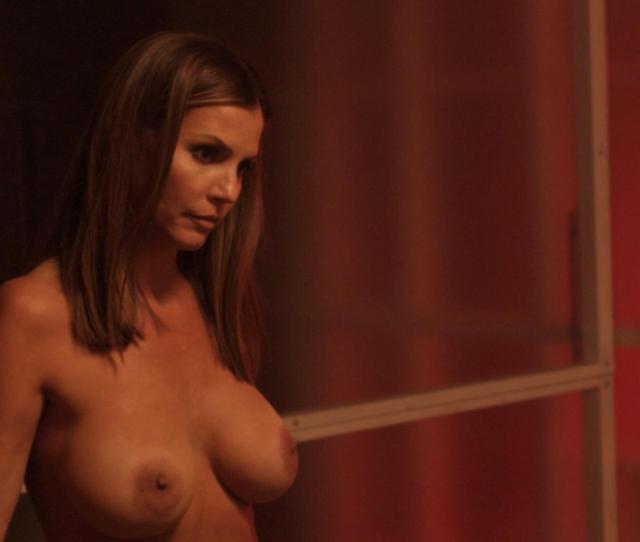 Charisma Carpenter Nude Bound 2015
