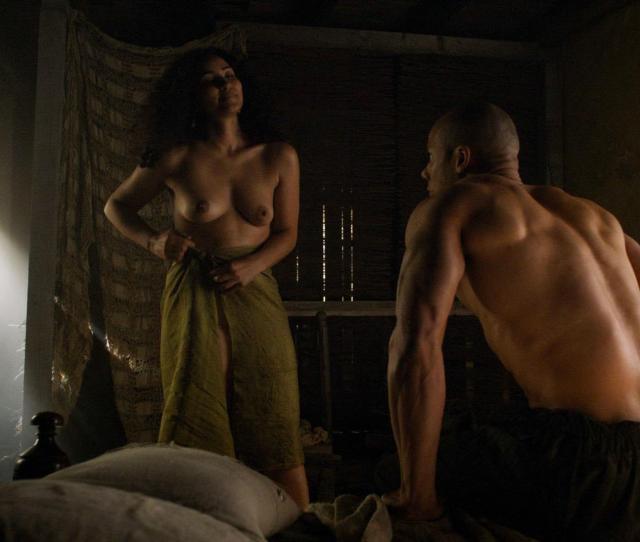 Meena Rayann Nude Emilia Clarke Sexy Game Of Thrones S05e01 2015