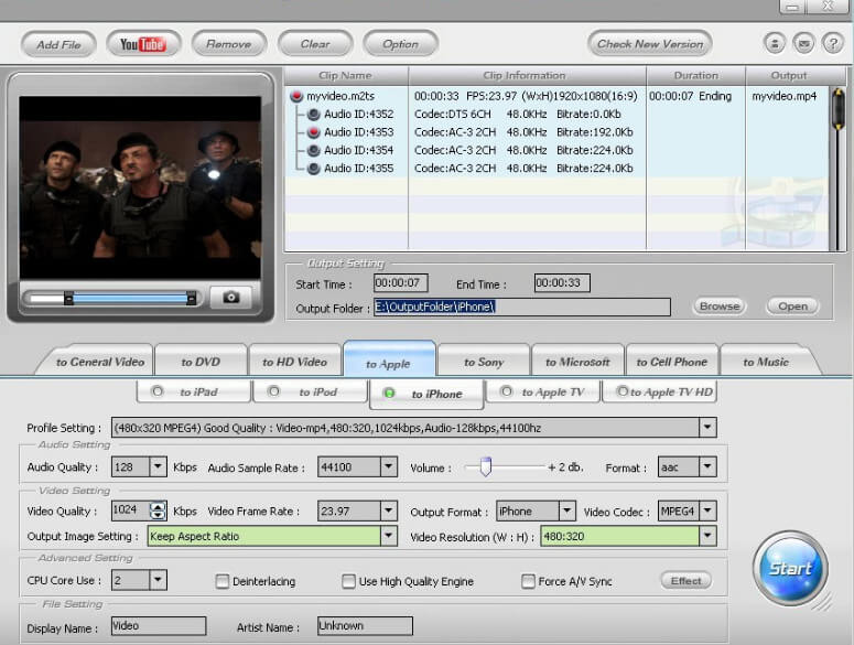 mkv converter for mac