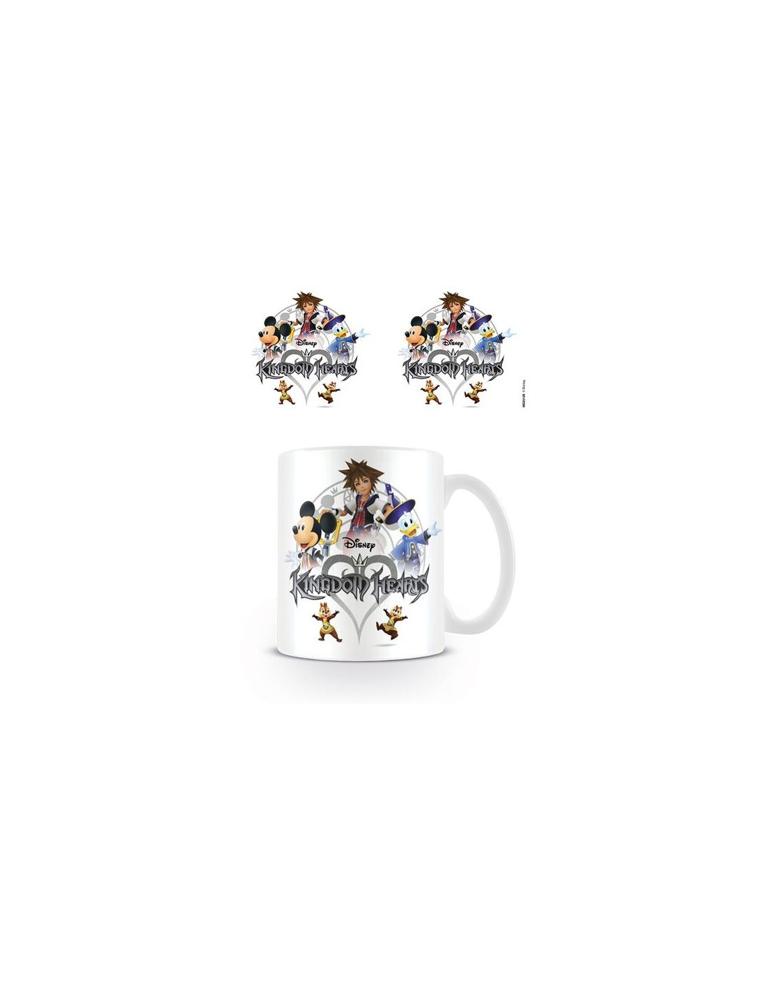 Taza Kingdom Hearts