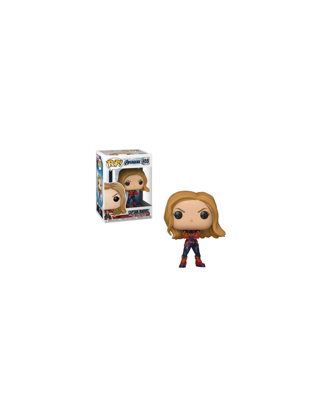 Funko Pop Marvel Avengers Captain Marvel