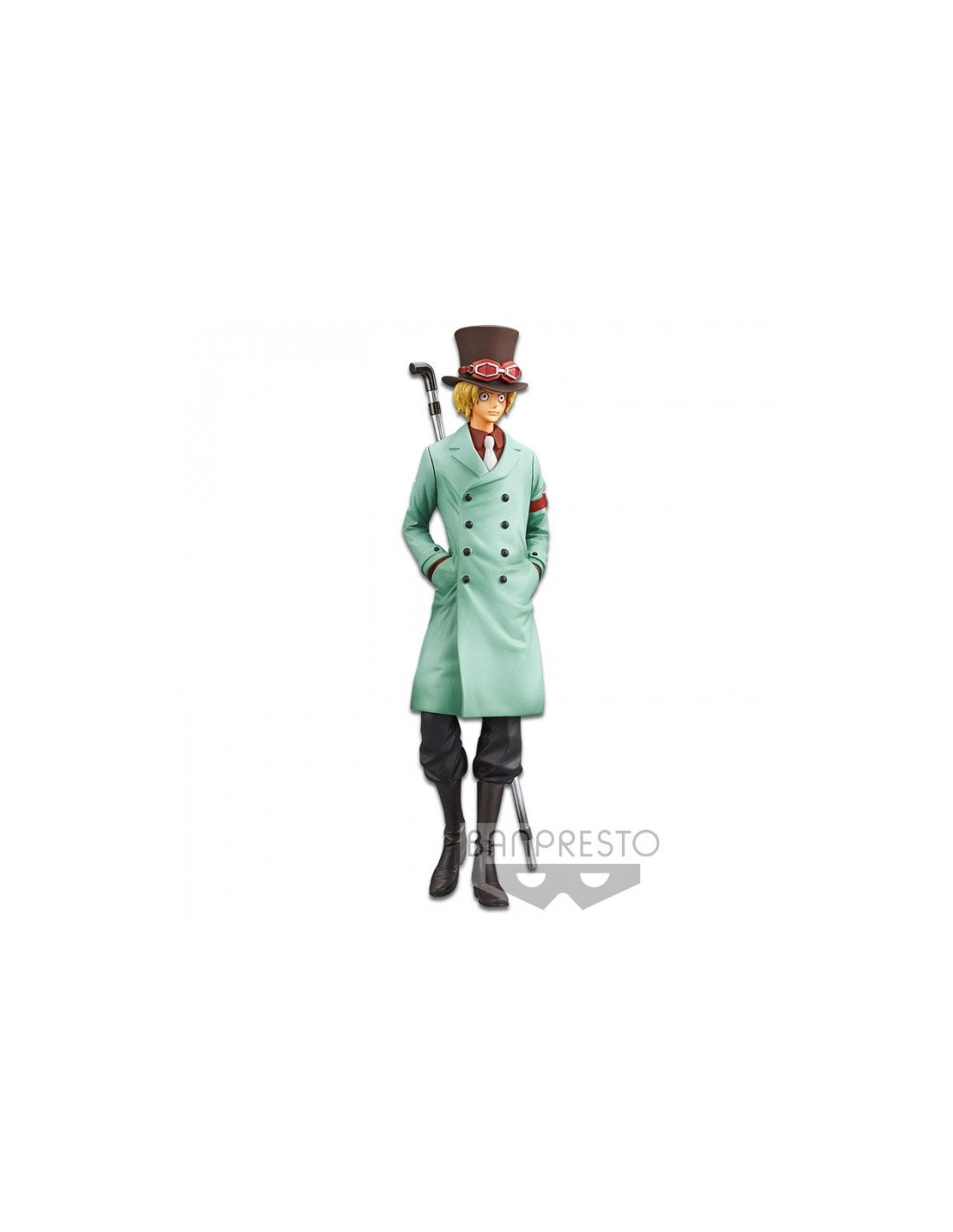 Figura One Piece Stampede