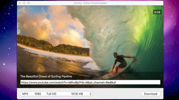 Ummy YouTube Video Downloader para Mac OS. ¡Descargar todo ...