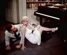 Sept ans de réflexion, de Billy Wilder, avec Marilyn Monroe
