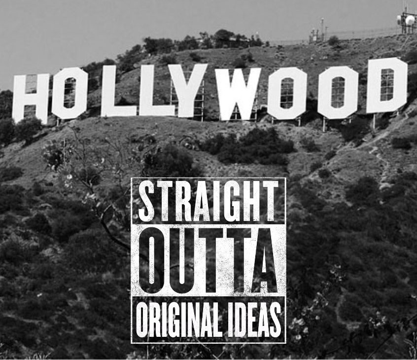 Image result for hollywood out of ideas