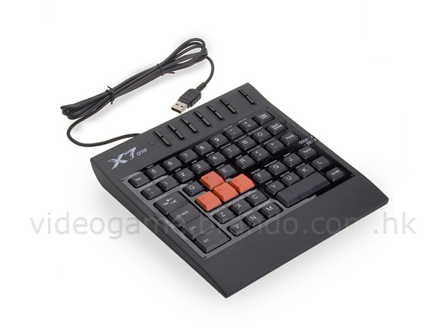 A4Tech X7 G100 Gaming Keyboard