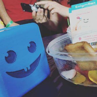 EnigmBox au Stunfest 2018