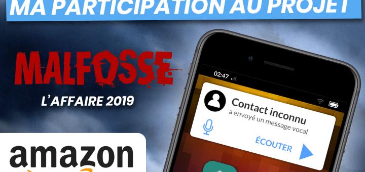Malfosse, l'affaire 2019