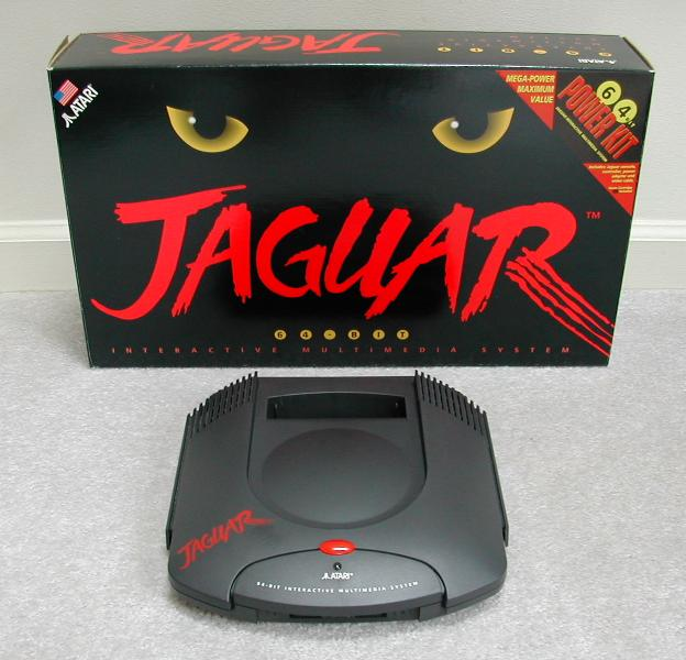 The Video Game Critics Jaguar Reviews