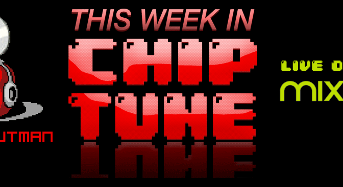 Dj CUTMAN Starts an Internet Radio Show: This Week In Chiptune