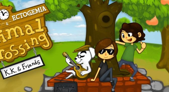 Animal Crossing tribute album: K.K. & Friends