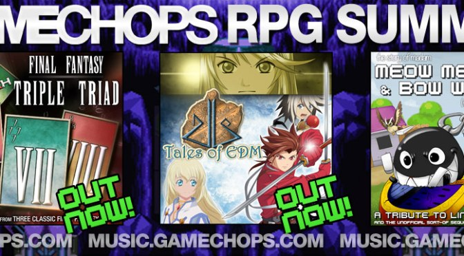 GameChops: RPG Summer