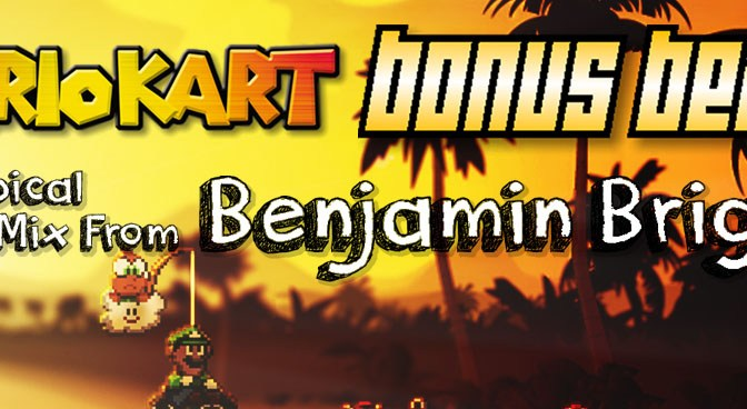 Ben Briggs – Mario Kart: Bonus Beach