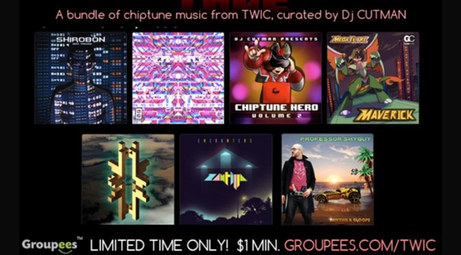 TWiC Bundle – 8 Chiptune Albums for $1!