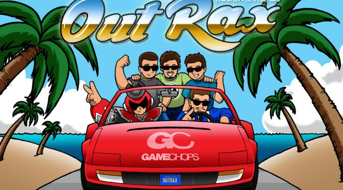 OutRax – Summer Driving Music inspired by Sega's OutRun
