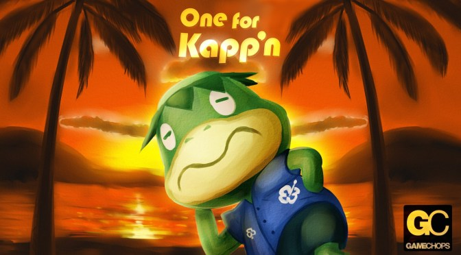 One for Kapp'n – Grimecraft and Maxo remix Animal Crossing