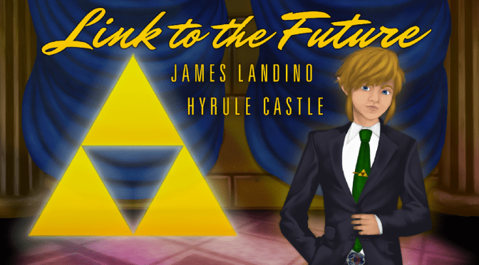 Link to the Future – Hyrule Castle Remix by James Landino