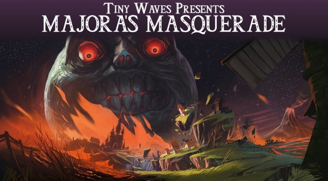 GameChops Battle for the Triforce at Majora's Masquerade!