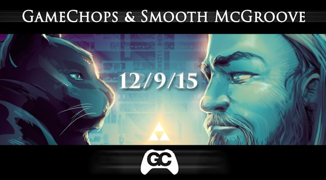 GameChops announced Smooth McGroove Remix Album