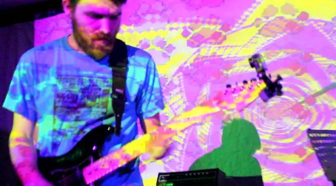Revengineers Guitarist's Epic Solo Project Little Paw Releases Space Corgi LP