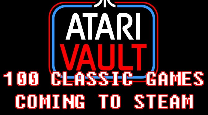 Better Than Ever: 100 Atari Games Coming to Steam