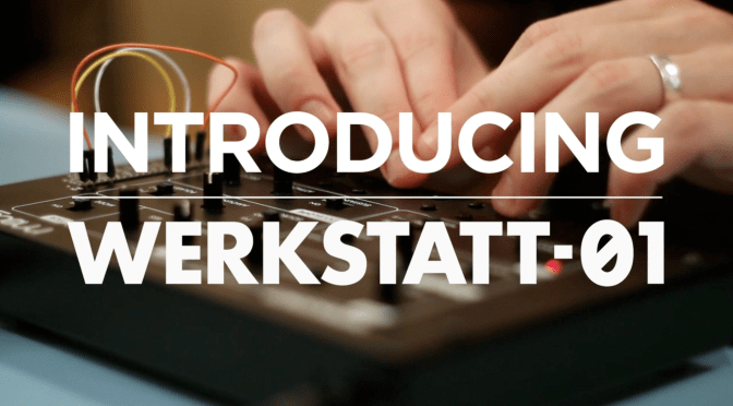 Build Your Own Moog Synth with the WerkStatt Analog Kit