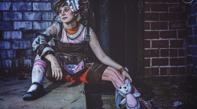 This Borderlands Cosplay is Unreal (No, Not the Engine)