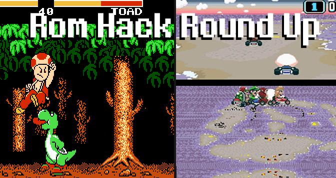 Rom Hack Roundup: Series Crossovers Part II