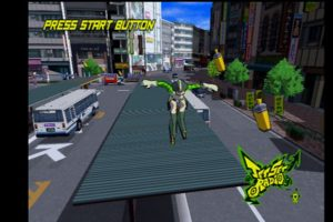 Dreamcast screenshot from the PEXHDCAP