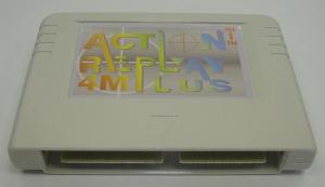 Saturn Action Replay cartridge.