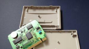 Nintendo SNES/SFC Game Cartridge Battery Replacement