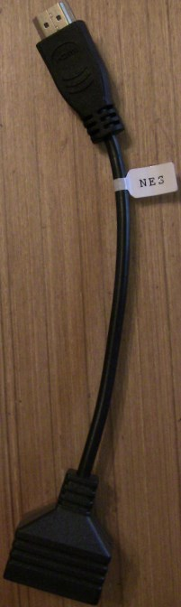 4-Play NES Cable